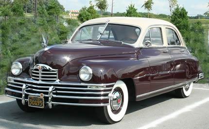 1948 Packard Sedan 2262