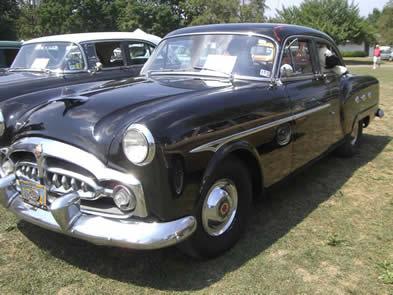 1952 Packard 200 Deluxe Sedan