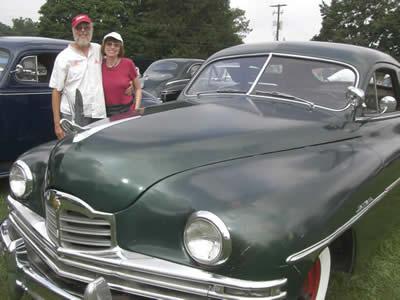 1950 Packard Standard Eight Club Sedan