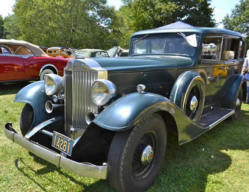1933 Packard Sedan 1003