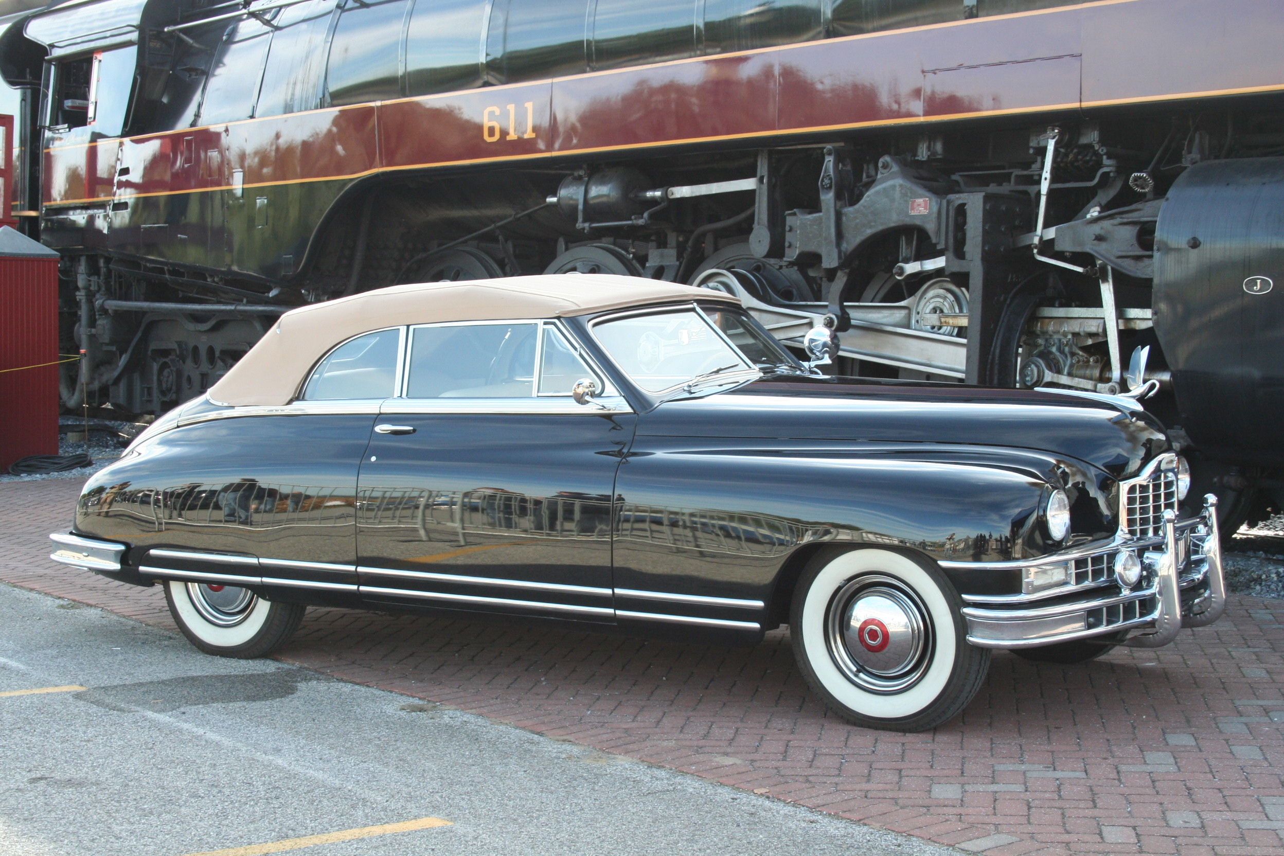 1948 Packard Custom Convertible Victoria