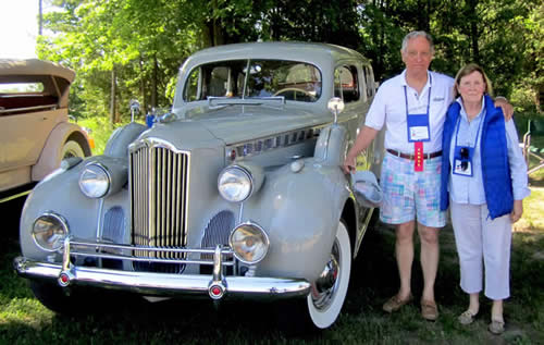 1940 Packard Touring Sedan