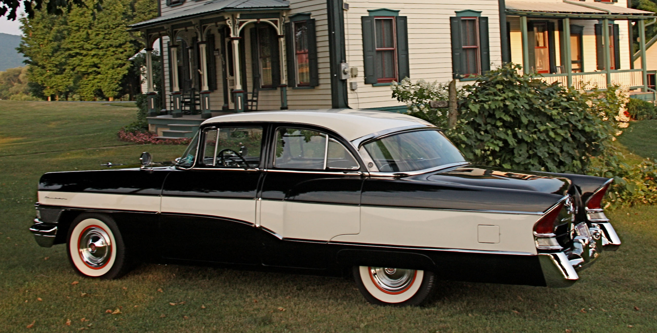 1956 Packard Super Clipper 4 door Sedan