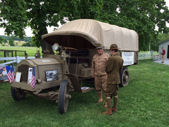 1918 Packard Army Truck