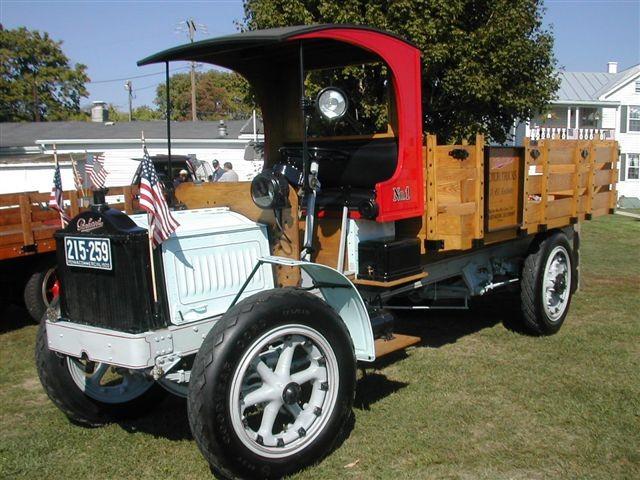 1920 1 1/2 ton Model E