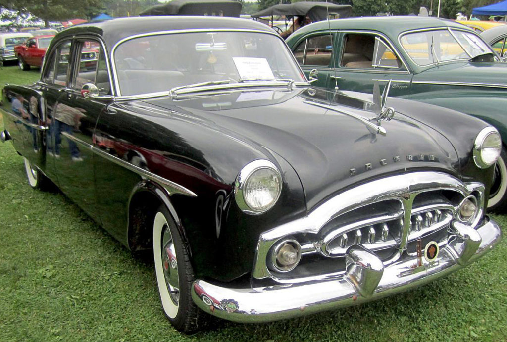 1951 Packard 300 4 Door Sedan