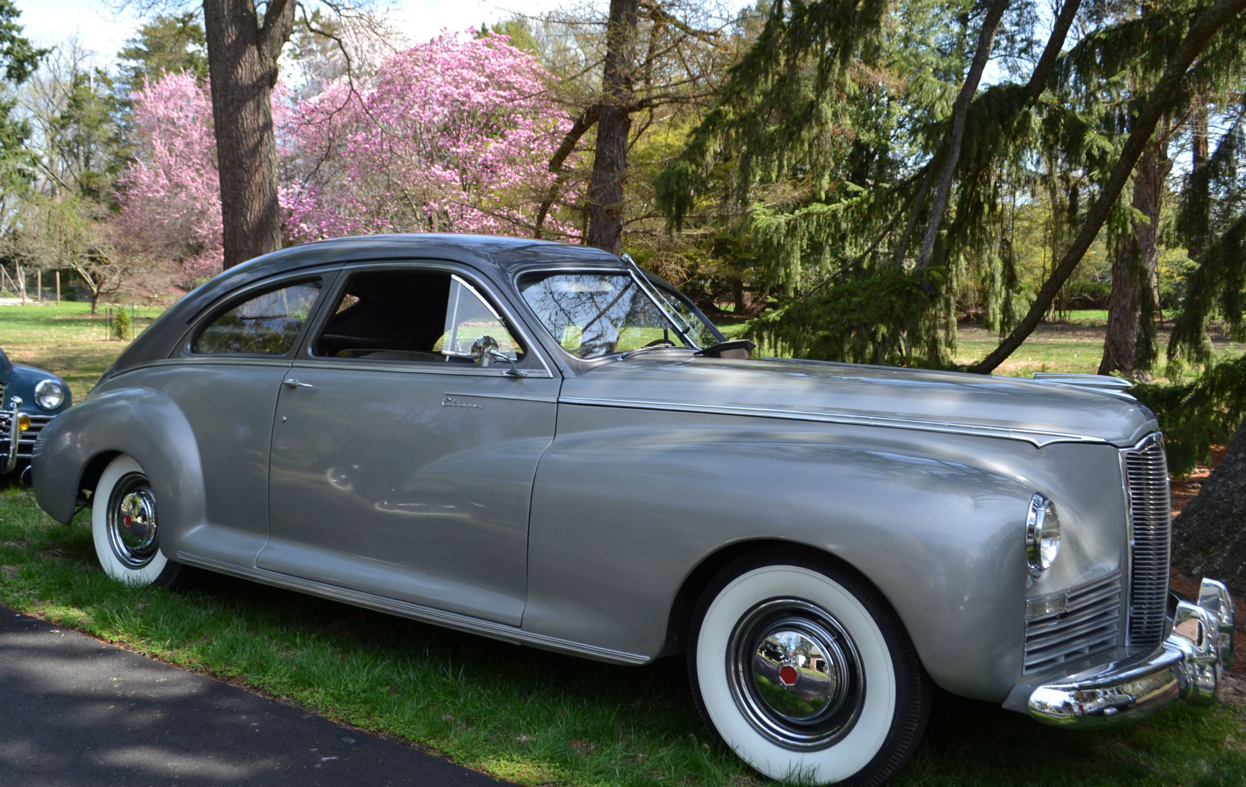 1942 Packard Clipper Club Sedan