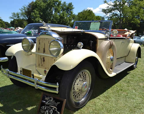 1930 Packard 733 Roadster