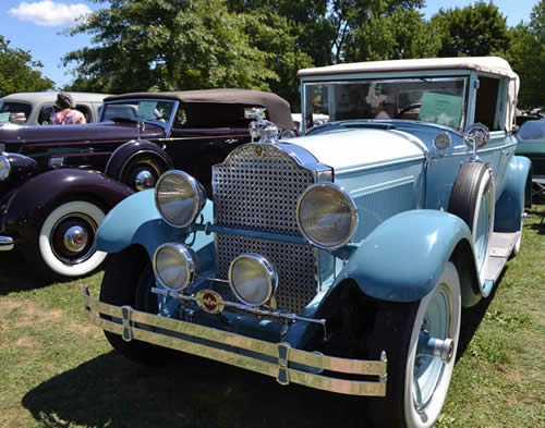 1929 Packard 626 Convertible