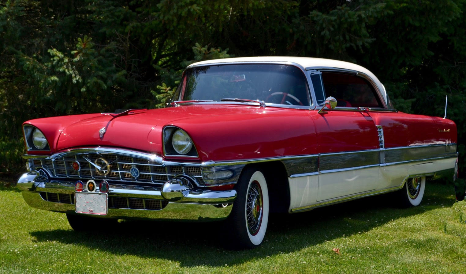 "1956 Packard ""400"" HT Coupe"
