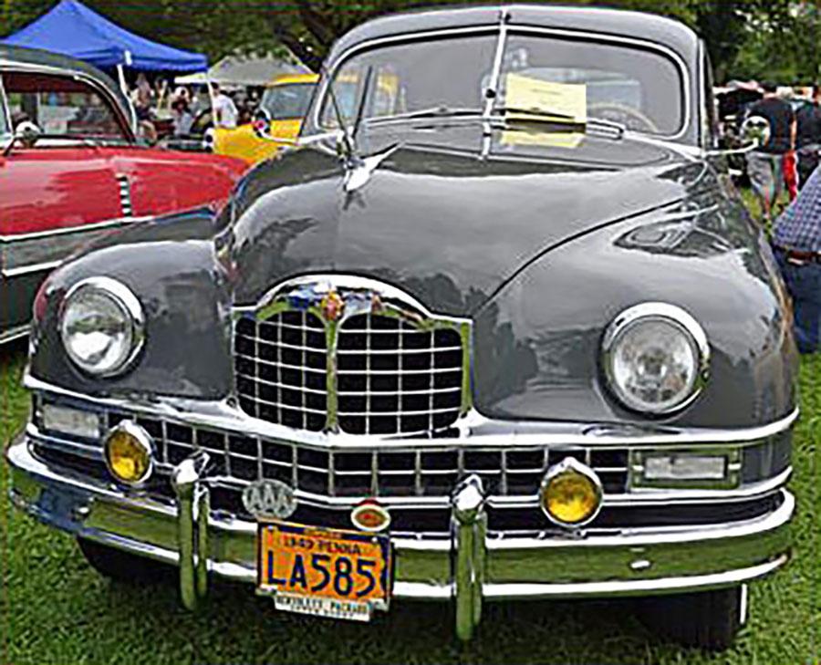 1949 Packard Custom Sedan