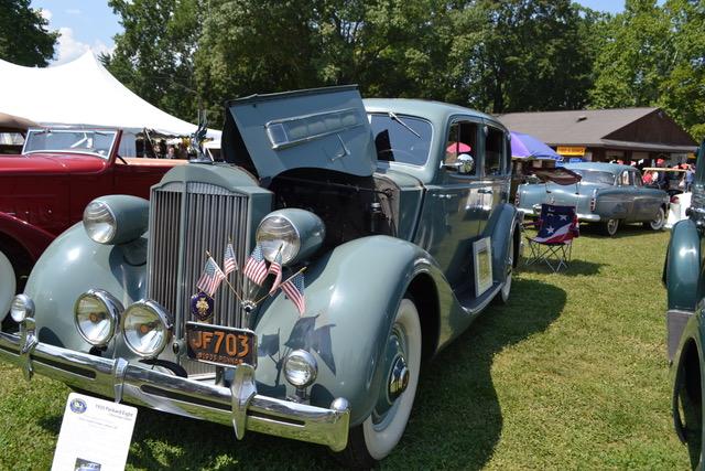 1935 Packard 803